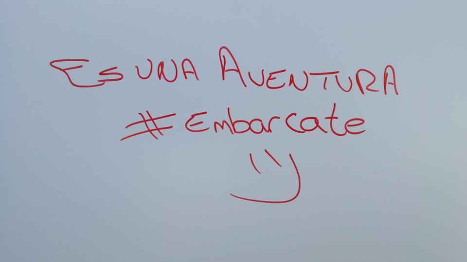 #embarcate suma nuevos pasajeros en el Salón Náutico de Barcelona